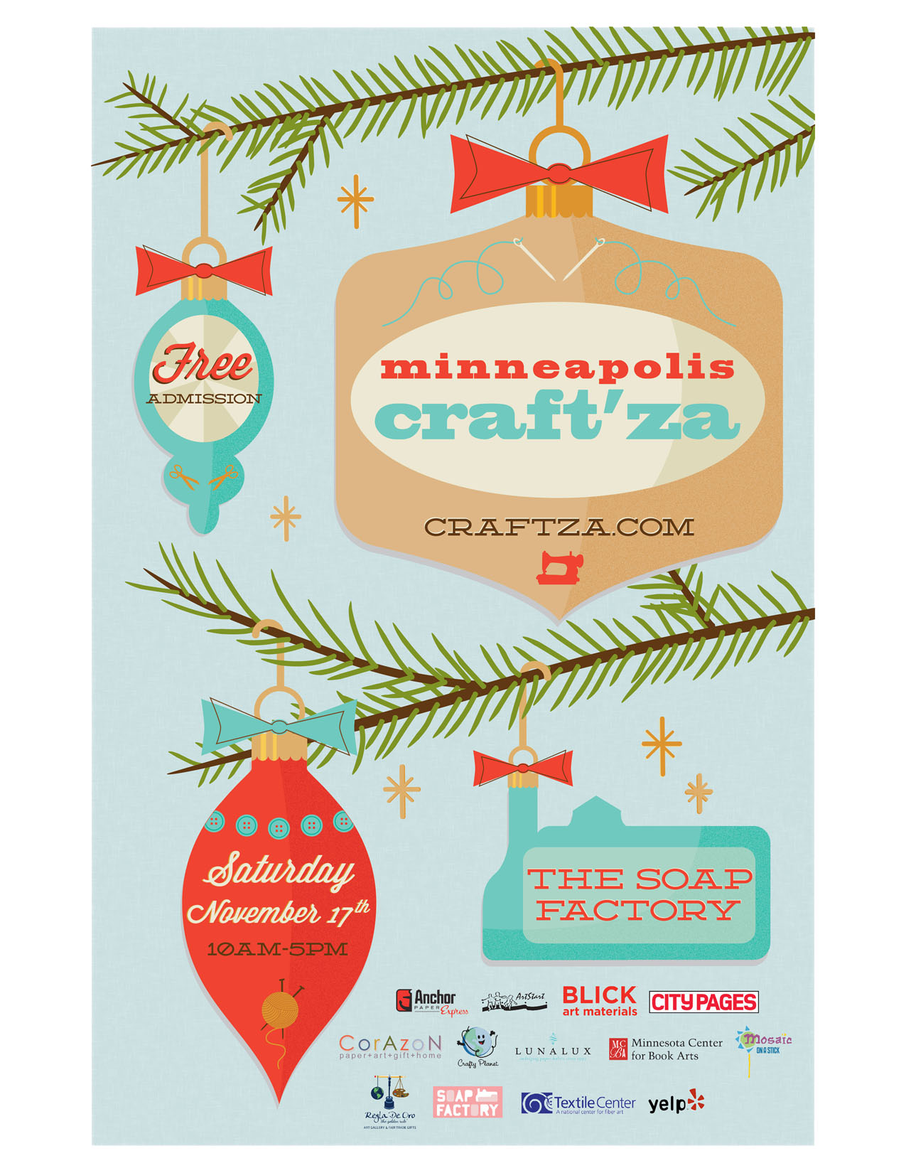 Roseville Holiday Craft Fair